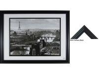 View of Paris Framed Artwork Image 546