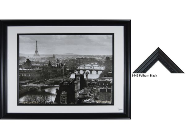 View of Paris Artwork