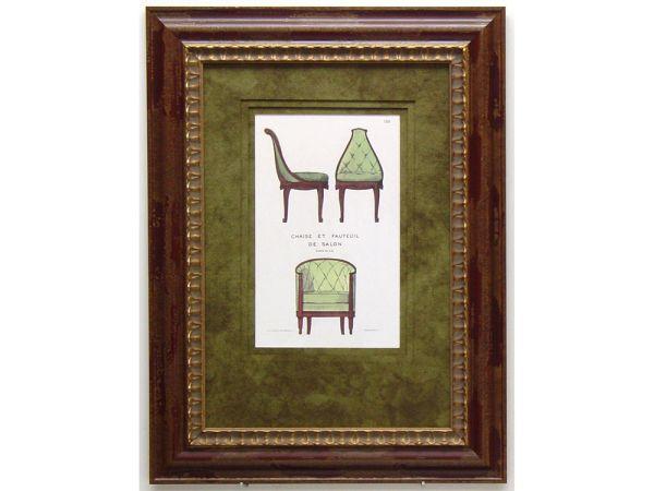 Chaise Et Fauteuil Artwork