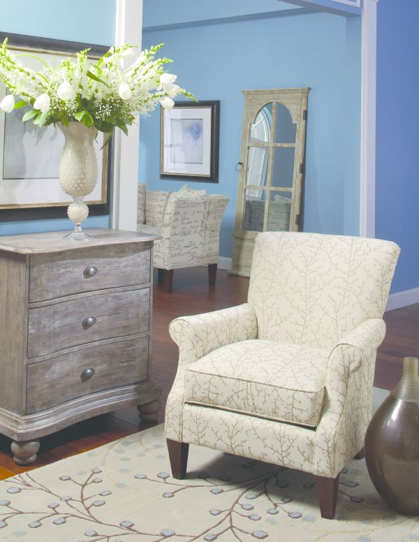 Stems Accent Chair 1