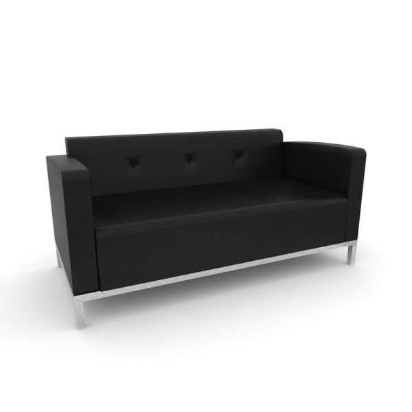 Seville Sofa Black