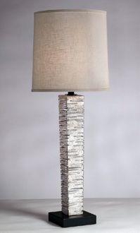 Sun Silver Table Lamp Image 8