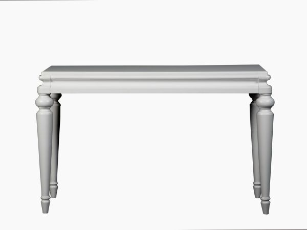 Stylish and sophisticated, the Mackenzie Sofa Table offers a great accent to complete your décor ...