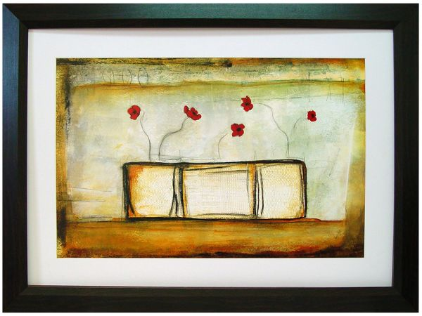 Red Poppies Artwork