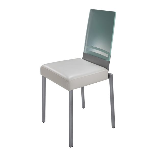 White Glo Chair
