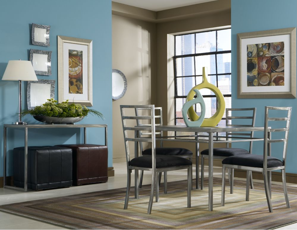Cort raleigh sydney dining room and 4 chairs for a fun Home furniture outlet center raleigh nc