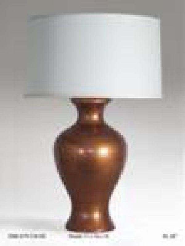 Copper Frescalina Table Lamp
