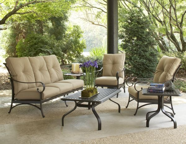 Santa Barbara Outdoor Sofa 1