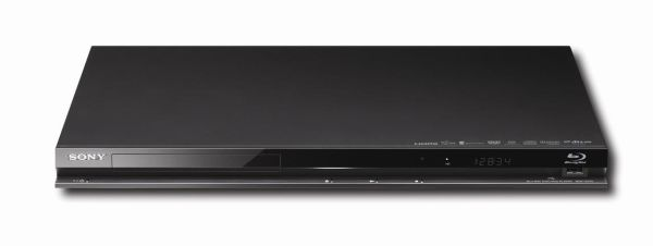 Blu Ray DVD Player Sony