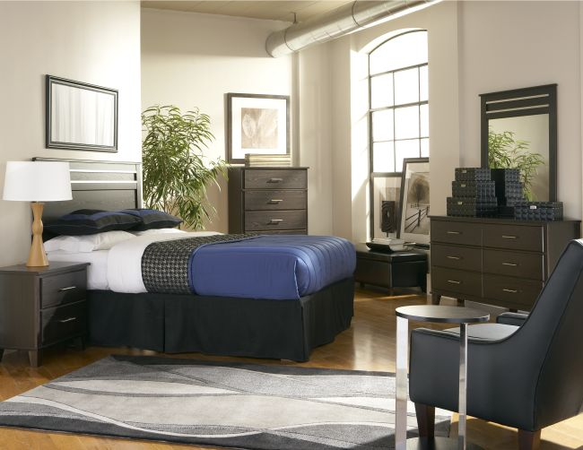 Cort Clearance Furniture Dakota Sky Line Bedroom