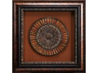 Decorative 3D Accent Metal 03 Framed Artwork Image 11