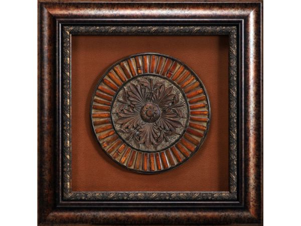 Decorative 3D Accent Metal 03 Artwork