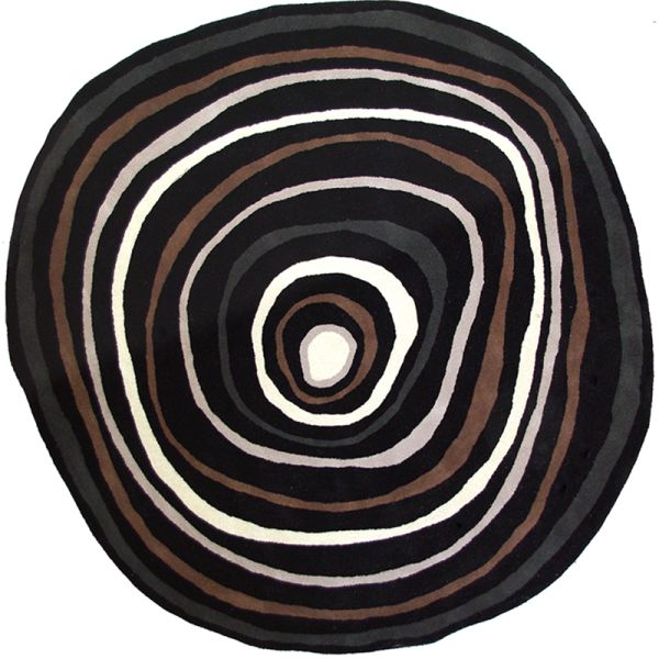 Chelsea Circles Area Rug