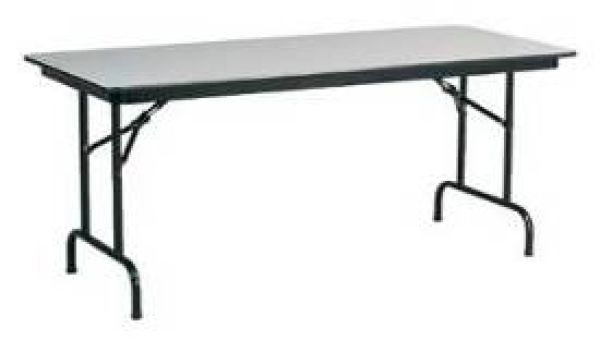 6' BlowMolded Folding Table