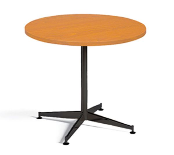 "Halton Series 36"" Round Conference Table 1"