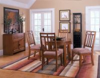 Oakbrook Round Dining Table and Chairs Image 10