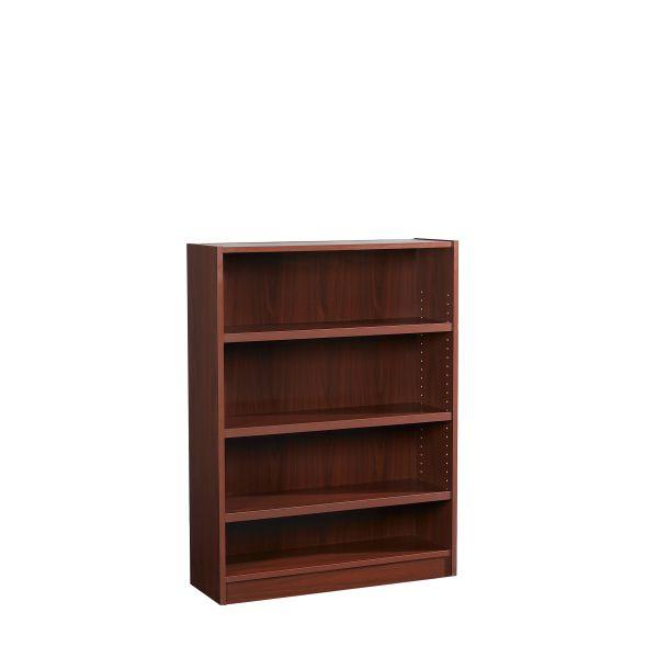 """HON 48"""" Mahogany Bookcases 1"""