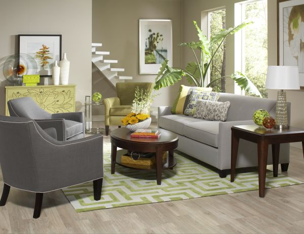Greyson Sofa and Piper Chair