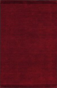 Red Cashmere Area Rug Image 12