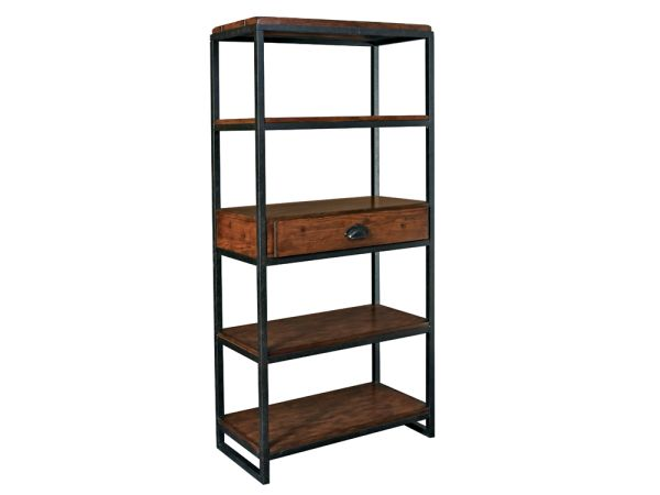 Dane Etagere Wall Unit