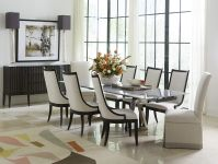 Pesaro 7 Piece Dining Room With Symphony Chairs Image 16