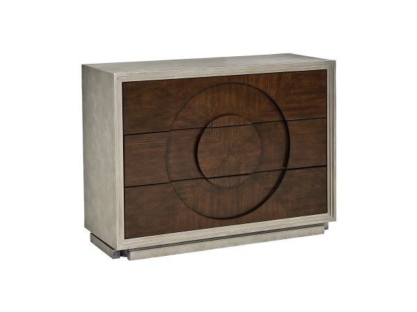 Zelen Accent Chest 3 Drawers