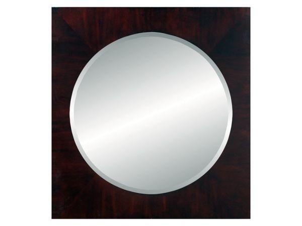Cordovan Mirror