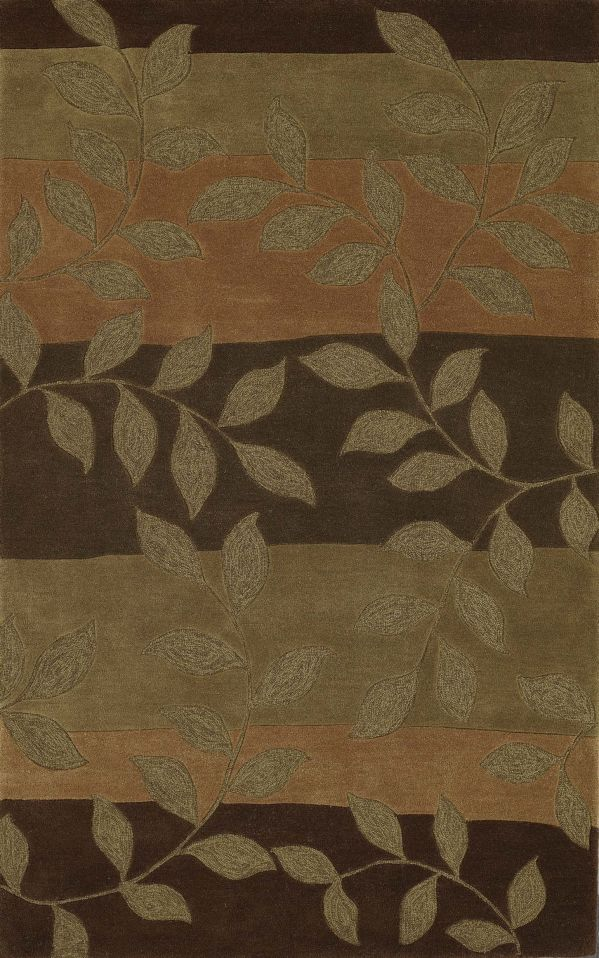 Structures Olive Area Rug