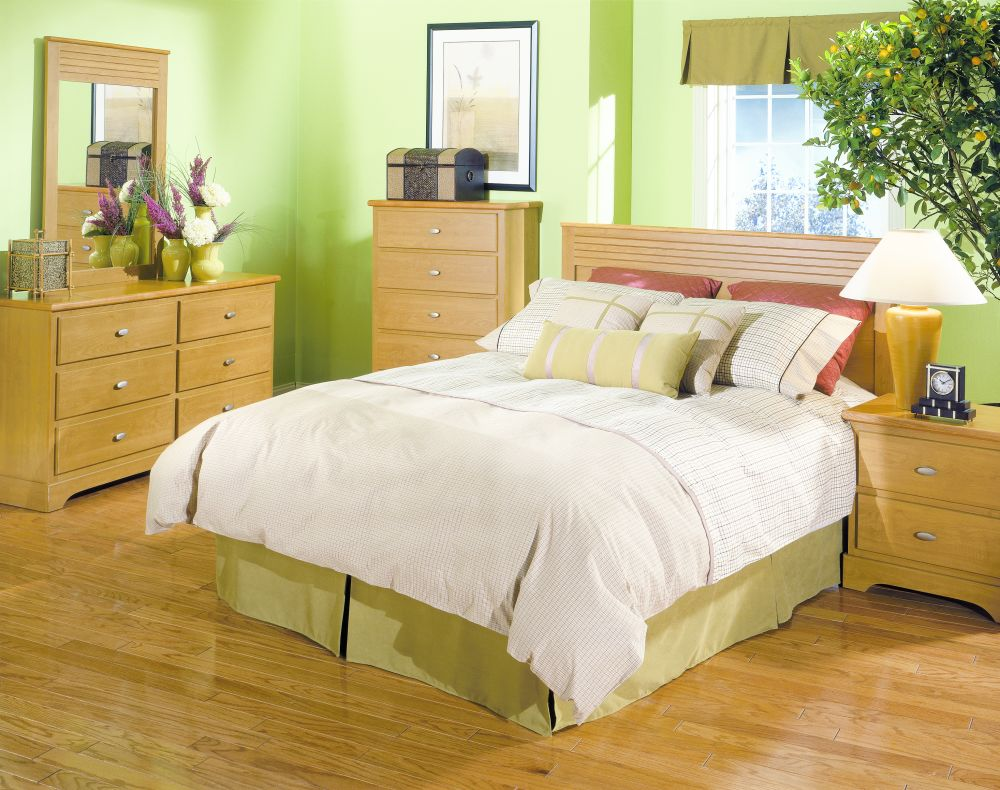 Square Bedroom Furniture ~ Kennett square piece bedroom set