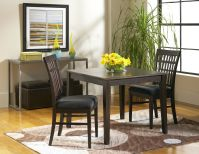 Dakota Sky Line Square Dining Table Image 80