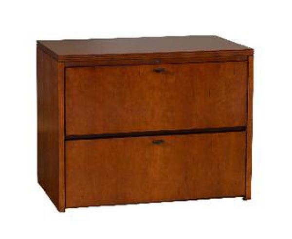 2 Drawer Lateral File Cherry