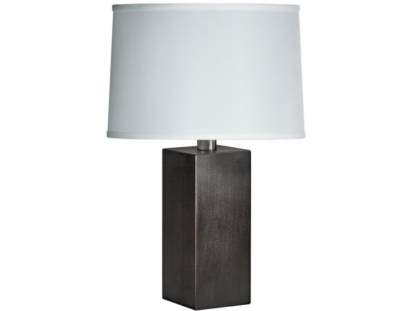 Alder Wood Table Lamp