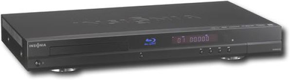 Blu Ray DVD Player Insignia