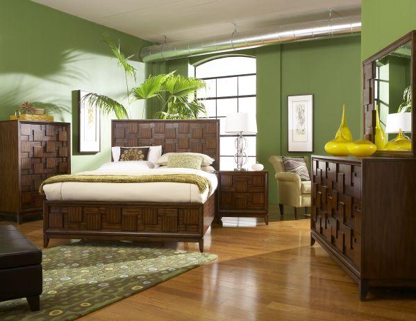 Campton Bedroom