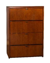 C Collection 4-Drawer Lateral File cabinet Image 10