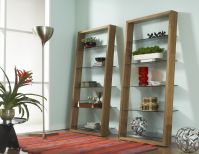 Eileen Walnut Shelves