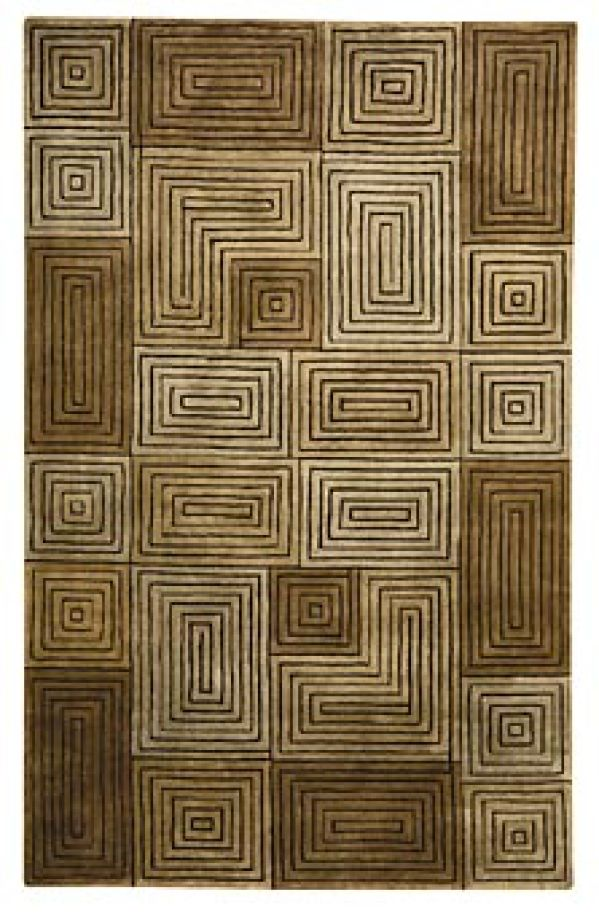 Andes Bronze Area Rug 1