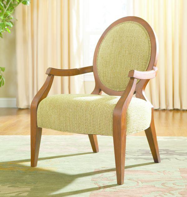 Silk Road Accent Chair 1