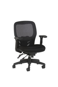 Chromcraft Trak Highback Office Chair Image 19