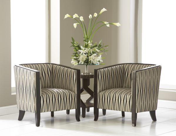 Amory Accent Chair 1