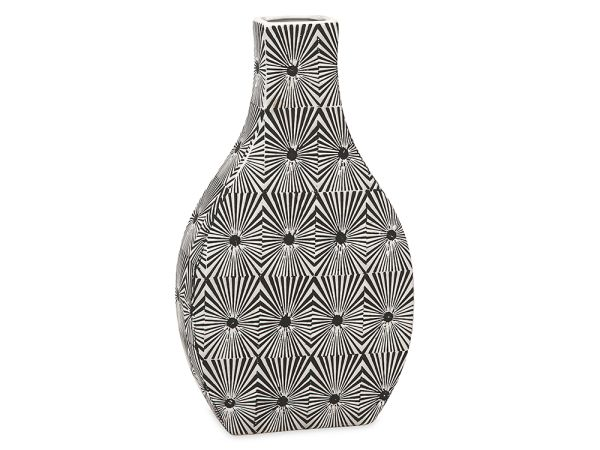 Reagan Small Pattern Vase