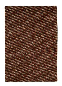 Introduce red into the room with the Pebbles Cranberry rug. Made of 100% wool, the... Image 21