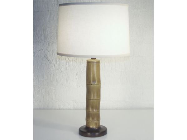 Natural Bamboo Table Lamp