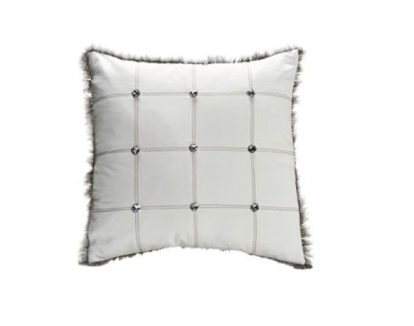 Luxury White Pillow 16x16