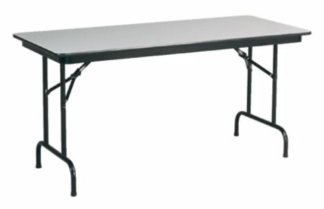Cort Clearance Furniture 6 39 Blown Plastic Folding Utility Table