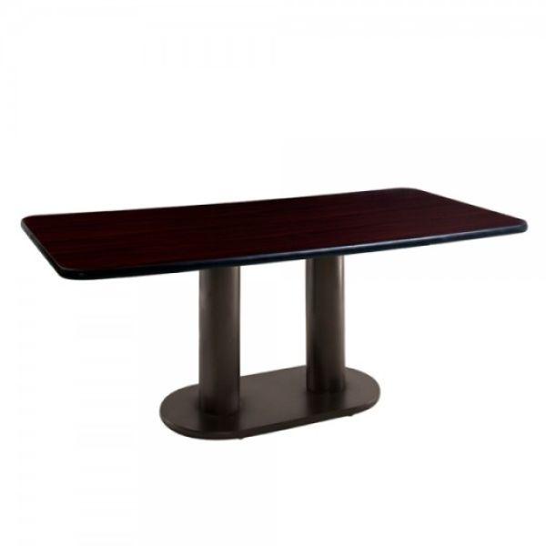 Cort Clearance Furniture Mahogany Ft Conference Table - 6ft conference table