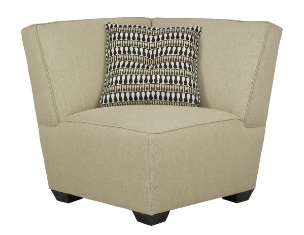 Cashmere Corner Chair