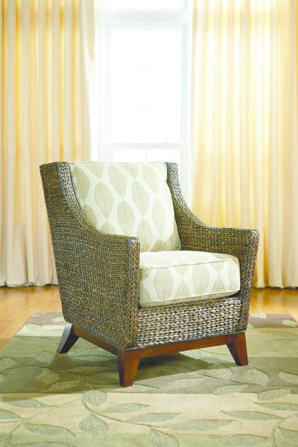 Eco Leaf Accent Chair