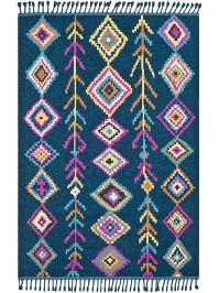 The Love features a variety of colors making this a perfect area rug for any decor... Image 3