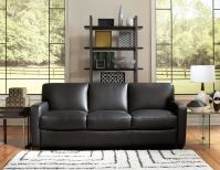 Quentin Leather Sofa Image 15